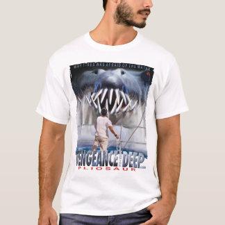 Camiseta Vingança - Pliosaur - do t-shirt profundo