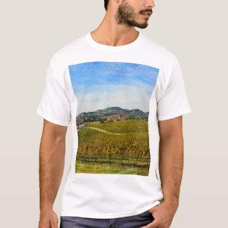 Camiseta Vinhedo de Napa Valley Califórnia