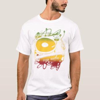 Camiseta Vinil da reggae do RM