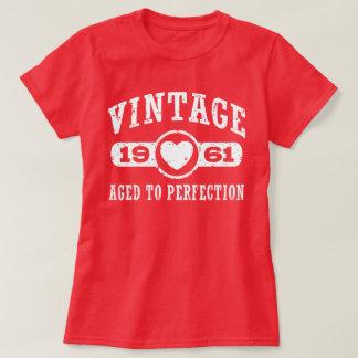 Camiseta Vintage 1961