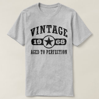 Camiseta Vintage 1968