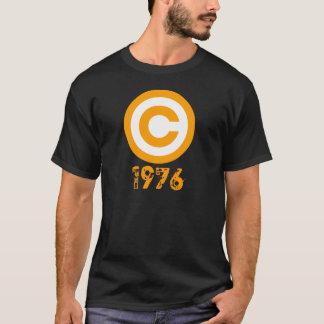 Camiseta Vintage 1976 de Copyright