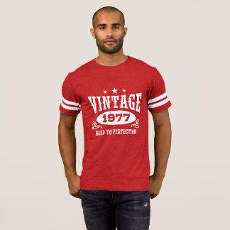 Camiseta Vintage 1977