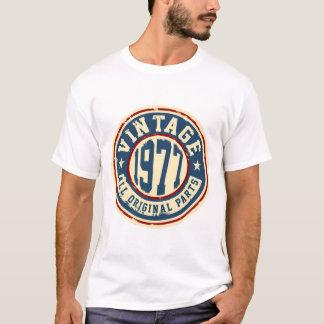 Camiseta Vintage 1977 todas as peças do original