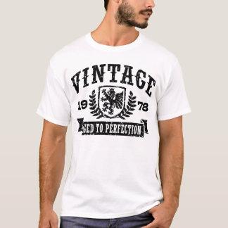 Camiseta Vintage 1978