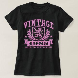 Camiseta Vintage 1985