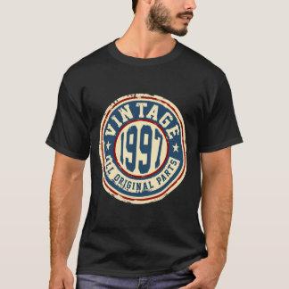 Camiseta Vintage 1997 todas as peças do original