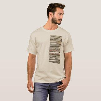 Camiseta Vintage 2017