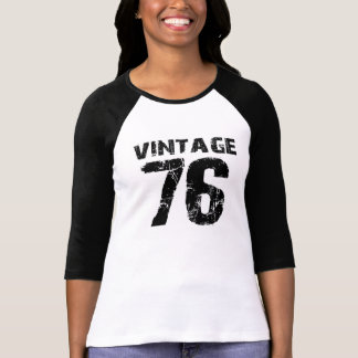 Camiseta Vintage 76