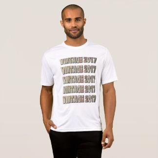 Camiseta Vintage a 2017