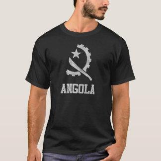 Camiseta Vintage Angola