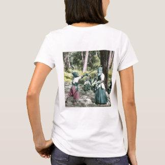 Camiseta Vintage antigo Japão da arte marcial de Kendo do