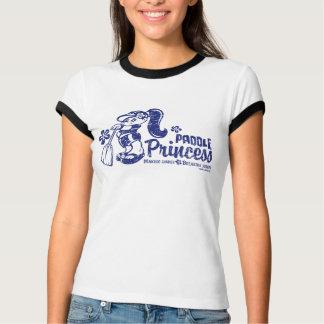 Camiseta Vintage da princesa da pá