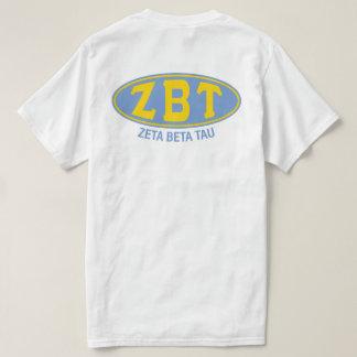 Camiseta Vintage da tau | do Zeta beta