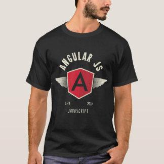 Camiseta Vintage de Angular.js para programadores