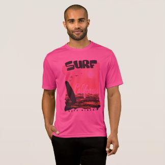 Camiseta vintage de Califórnia do verão
