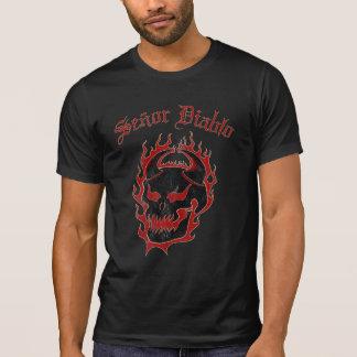 Camiseta Vintage de Señor Diablo