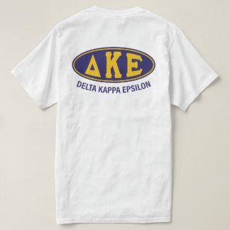 Camiseta Vintage do épsilon   do Kappa do delta