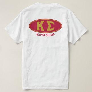 Camiseta Vintage do Sigma | do Kappa