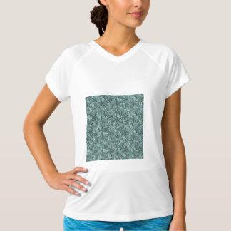 Camiseta Vintage doce 17C floral