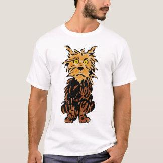 Camiseta Vintage mágico de Oz, Toto o cão de filhote de