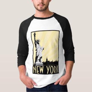 Camiseta Vintage New York