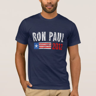 Camiseta Vintage Ron Paul