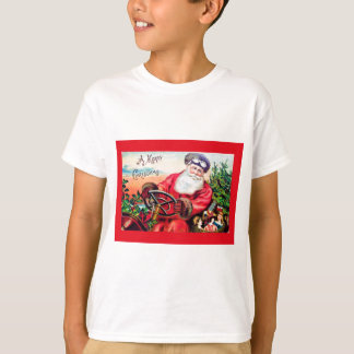 Camiseta vintage-santa-christmas-post-cards-0125