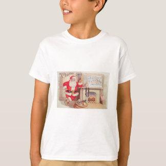 Camiseta vintage-santa-christmas-post-cards-0355