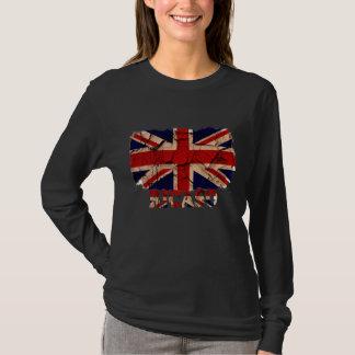 Camiseta Vintage sujo Reino Unido Ricaso