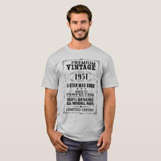 CAMISETA VINTAGE SUPERIOR 1951