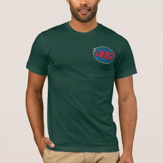 Camiseta Vintage (vermelho/azul) de Rossi 2009