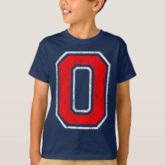 Camiseta Vintage zero