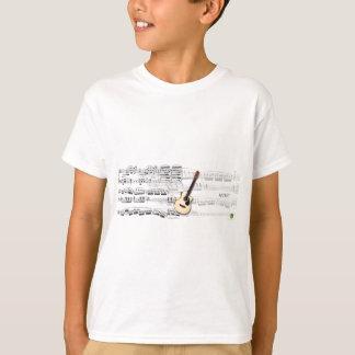 Camiseta Violão Folk