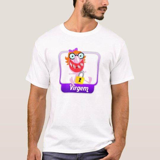 Camiseta Virgem