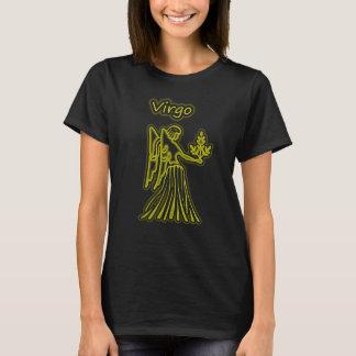 Camiseta Virgo brilhante