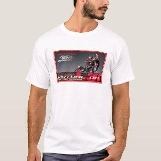 Camiseta Virtual sobre