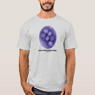Camiseta Virus da gripe H1N1