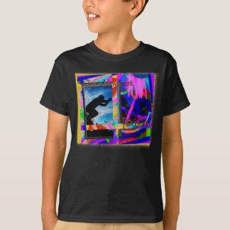 Camiseta Visão no movimento: Parkour