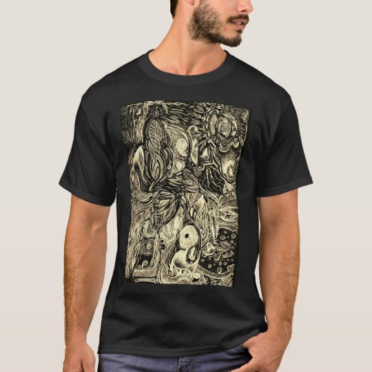 Camiseta Visionary Art Design