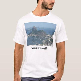 Camiseta Visita Brasil Rio