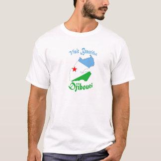 Camiseta Visita Djibouti bonito