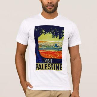 Camiseta Visita Palestina