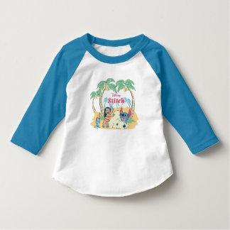 Camiseta Visita vinda | de Lilo & de ponto as ilhas!