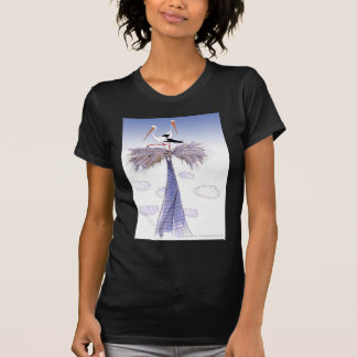 Camiseta Visitantes indesejados de ShardArt por Tony