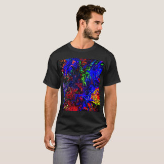 Camiseta Visões abstratas