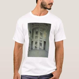 Camiseta Vista da escadaria principal, 1519-46
