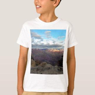 Camiseta Vista panorâmica do Grand Canyon