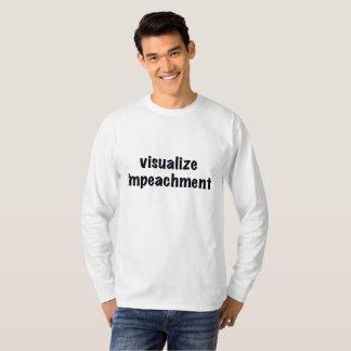 Camiseta Visualize a destituição
