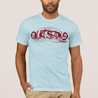 Camiseta Visuals de Outsane